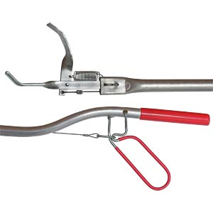 Lorenz gripping tong for waste, 96 cm LORENZ 1088