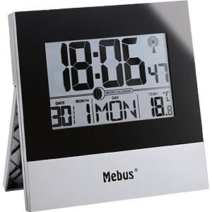 MEBUS 41787 - Funk-Wanduhr