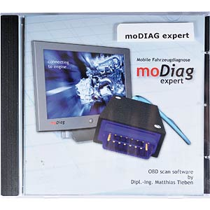 Vehicle diagnosis software, expert version FREI MODIAG EXPERT