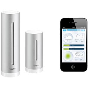 Netatmo Urban Weather Station mit App NETATMO NE1001ZZ
