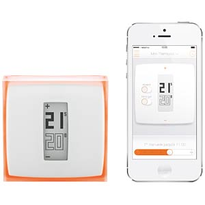Thermostat with app for smartphone/iPhone NETATMO NE1004ZZ