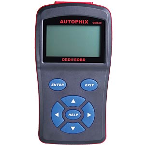 OBD II diagnostics scanner, OBDMATE OM520 AUTOPHIX OM520