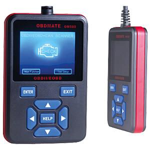 OBD II diagnostics scanner, OBDMATE OM580 AUTOPHIX OM580