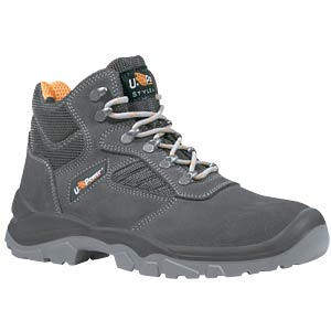 Safety Shoe Real S1P, grey, size.47 U-POWER BC10315
