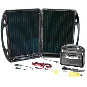 Solar energy set SES P1307, stand-alone solution BRENNENSTUHL 1171850