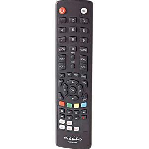 N TVRC2020BK - Universal-Fernbedienung für 2 Geräte