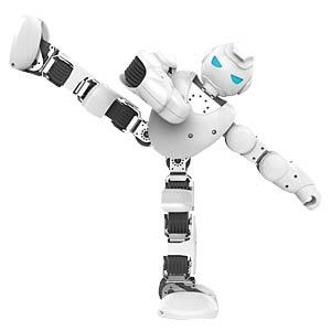 Ubtech Humanoid Roboter Alpha 1S UBTECH C1250