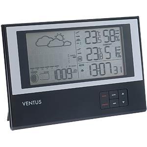 Funk - Wetterstation, mit minimalistischem Design VENTUS W636