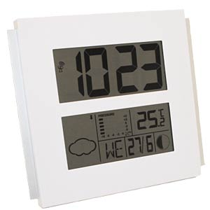 Weather station & Digital wall clock VENTUS W262