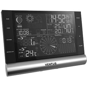 Professional Bluetooth weather station VENTUS W820
