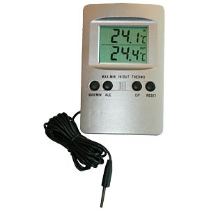 Elektronisches Max-/Min-Thermometer VENTUS WA110