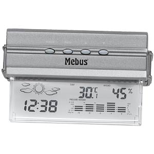 Fensterthermometer MEBUS 10395