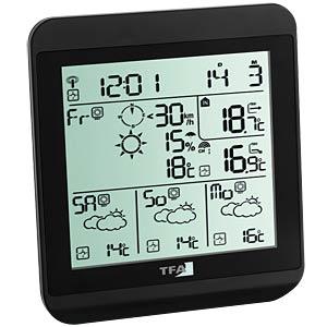 METEOTIME FIESTA weather info centre TFA DOSTMANN 35.1130.01