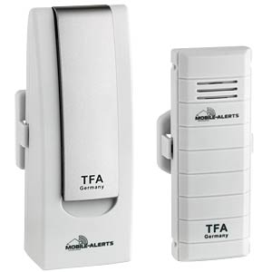 WeatherHub Temperatur-Monitor für Smartphones TFA DOSTMANN 31.4001.02
