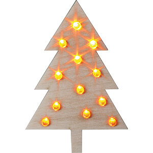 SOL-EXP 76335 - Weihnachtsbaum mit Flacker-LEDs
