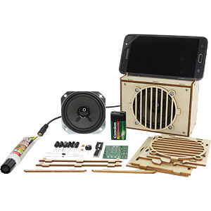 Speaker for Smartphone, soldering kit SOL-EXPERT 78669