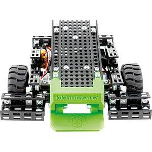 Totem Mini Trooper, STEM Battle Robot Car Kit TOTEM MAKER TRK-MT1G