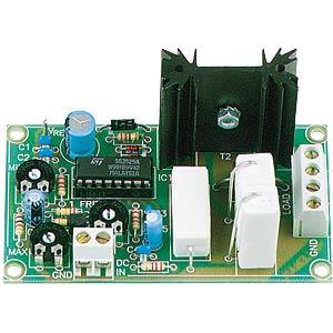 Kit: DC to pulse width modulator VELLEMAN K8004