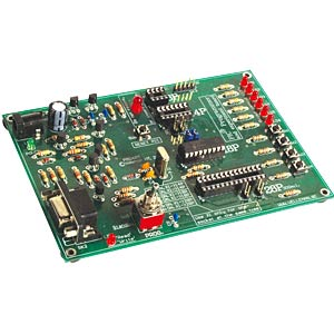 Kit: PIC programmer and experiment board VELLEMAN K8048