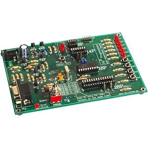Bausatz: PIC-Programmer u. Experimentierkasten VELLEMAN K8048