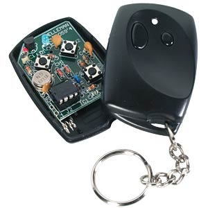 Kit: 2-channel RF code lock transmitter VELLEMAN K8059