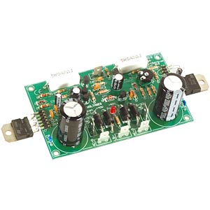Kit: 200-W power amplifier VELLEMAN K8060