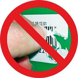 Etikettenlöser, Solvent 50, 100 ml CRC-KONTAKTCHEMIE 810 04