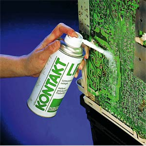 Contact LR, 200 ml — PCB cleaner CRC-KONTAKTCHEMIE 840 09