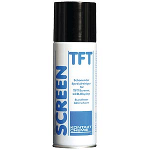 Screen TFT, 100 ml — screen cleaner CRC-KONTAKTCHEMIE 807 04