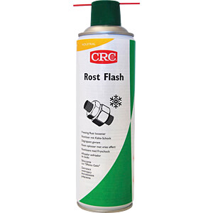 Rust flash, 500 ml — rust remover with cold shock CRC-KONTAKTCHEMIE 526 16