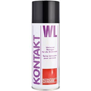 Contact WL, 400 ml — general purpose cleaner CRC-KONTAKTCHEMIE 710 13