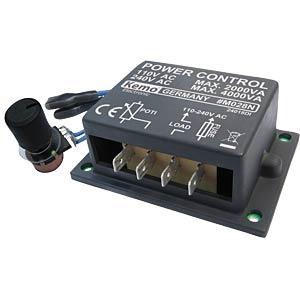 Leistungsregler 110-240 V/AC, 4000 VA KEMO M028N