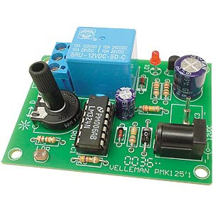 Light Sensitive Switch VELLEMAN MK125