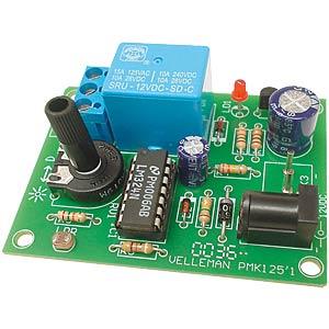 Bausatz: Dämmerungsschalter VELLEMAN MK125
