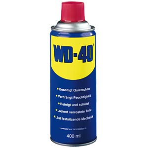 WD 40 universal remedy, 400 ml WD COMPANY 49004