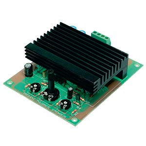 10-A speed controller for DC motors H-TRONIC 19 15 0 7