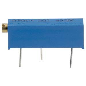 Trimmer Cermet 250 Ohm linear 750 mW BOURNS 3006P-1-251LF