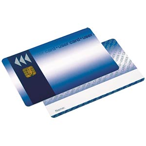 Chip card, 4 kbytes (32 kbit) FREI
