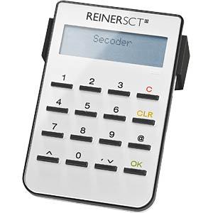 Chipkartenleser,cyberJack secoder (USB) REINER-SCT 2714100000