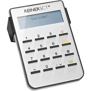 cyberJack secoder (USB) REINER-SCT 2714100000