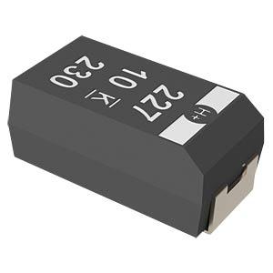 Tantal-Elko 4.7 uF 20 VDC KEMET T499B475K020ATE3K5