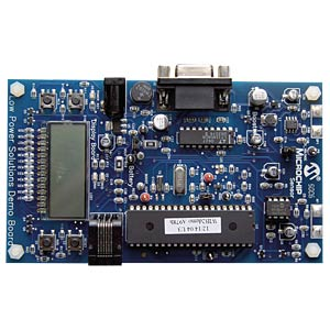 Demoboard PIC Low Power Solutions MICROCHIP DM163026