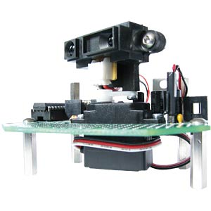 NDS3 distance scanner — Nibo2 expansion module NICAI SYSTEMS