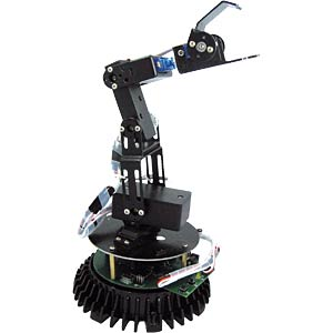 Mini robotic arm kit AREXX RA2-HOBBY