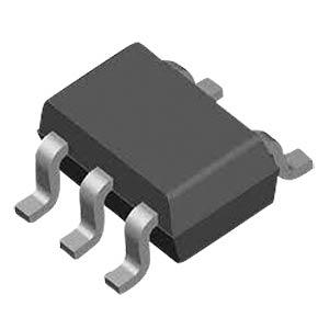 Komparator einfach SC-70-5 TEXAS INSTRUMENTS LMV7239M7/NOPB