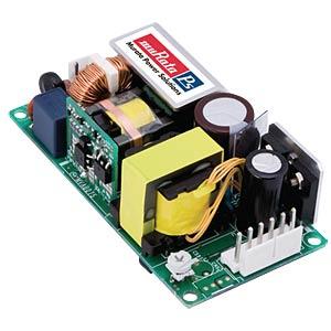 Schaltnetzteil, Open-Frame, 120 W, 48 V, 2,5 A MURATA POWER SOLUTIONS MVAB120-48