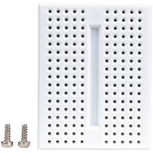 Breadboard, 170 contacts, white FREI