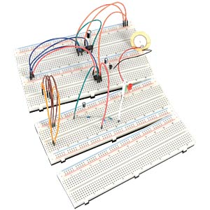 Breadboard, 3020 contacts FREI