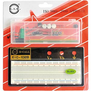 Breadboard, 630/200, 70-piece FREI