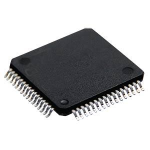 Mikrocontroller 16 Bit TQFP-64 MICROCHIP DSPIC33EP512MC506-I/PT